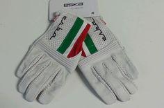 ESKA - Gloves /Guanti MILANO LADY White/Bianco M