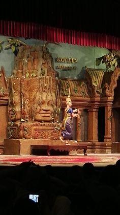 Tradizione viva, Cambogia