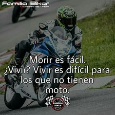Frases Biker, Bike Quotes, Speed Bike, Mp5, Sport Bikes, Law Of Attraction, Cars And Motorcycles, Motorbikes, Racing