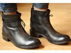 Moma ankle boot.
