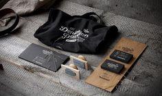 Denim Pavilion - Visual Identity System by Eskimo