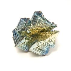 Lab grown Bismuth crystals