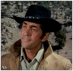 Dean Martin ****** if you know what movie this from, please let me know.