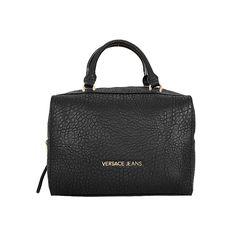 Tapera - Γυναικεία τσάντα Versace Jeans από δερμα συνθετικο. Μπορεί να φορεθεί και χιαστί, χρησιμοποιώντας το extra λουρί που συμπεριλαμβάνεται. Διαστάσεις (μήκος x πλάτος x ύψος): 31cm x 18cm x 22cm. Διατίθεται σε χρώμα Μαύρο.