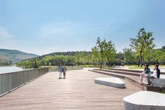 Nanjing Niushoushan Cultural Park by HASSELL « Landscape Architecture Works | Landezine
