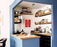 Creatief in een kleine ruimte