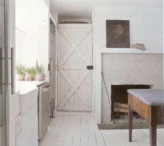 farmhouse door-guest cottage?