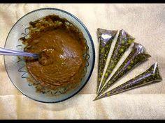 How to make Henna Mehndi Paste and Cones | Naush Artistica - YouTube
