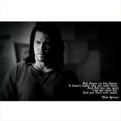 Great quote from Eliot. Credit to @lifelyrics_and_quotes #leverage #eliotspencer