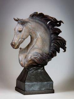 beauty1 by Sculptor Jan Van Ek