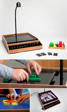 A Stop-Motion Animation Making Machine for Kids...or Anyone