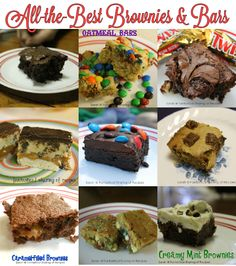 Fantastical Sharing of Recipes: All-the-Best Brownies & Bars