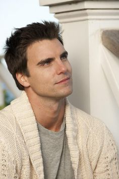 Colin Egglesfield, something borrowed is actually perfect.
