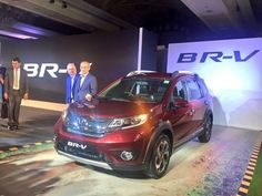 Honda Car India BR-V launched with starting price of Rs. 8.75 lakh. For complete news read @.....http://bit.ly/1QSIKn6 #HondaBRV #BRV #WhereNextWithBRV