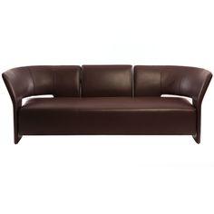 Erik Jorgensen Leather 'Pelican' Sofa ca1970's