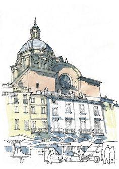 Mantova by gerard michel,: