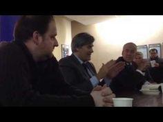 Politique - Lemainelibre.fr : Stéphane Le Foll rencontre les Candia - http://pouvoirpolitique.com/lemainelibre-fr-stephane-le-foll-rencontre-les-candia/