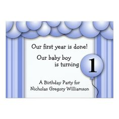 Now it's your turn to pop the big question! Ask your girls to be with you on your special day with Birthday bridal party proposal cards from Zazzle! Our Baby, Baby Boy, Boy Birthday, Birthday Parties, 1st Birthday Invitations, Your Turn, Special Day, Proposal, Turning