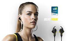Jabra Sport Pulse Wireless headphones
