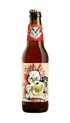 Flying Dog Brewery: Snake Dog IPA (7.1% ABV) A decent IPA with some nice floral and citrusy tones.   https://www.facebook.com/pages/Beer-Central-Ltd/433419730073416#!/pages/Beer-Central-Ltd/433419730073416
