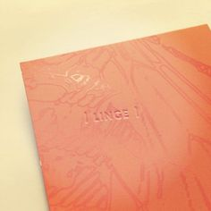Linge Got one / paper embossing seal from Pimp My Paperline