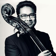 Marc Ramirez on Portugal, life as an expat, and differences between American and European orchestras - Contrabass Conversations Double Bass, He's Beautiful, Interview, Portrait, American, Life, Headshot Photography, Portrait Paintings, Drawings