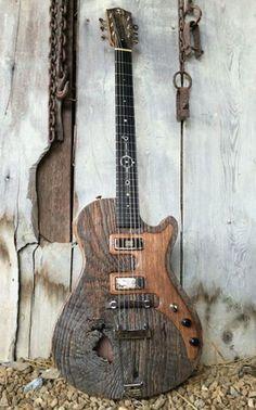 Capozzoli Guitar Company Kuiper
