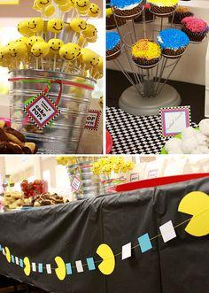 37 Best Pacman Party Ideas Images