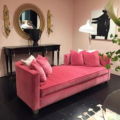 Cynthia Rowley Collection by Hooker Furniture. Drawing Room Drama.