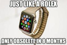 The $14,000 Apple Watch