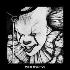 Search results for: pennywise - Get Inspired! Horror Movie Quotes, Horror Films, More Instagram Followers, Facebook Instagram, Jeff The Killer, Buy Art Online, Art Drawings, Drawing Art, Buy Prints