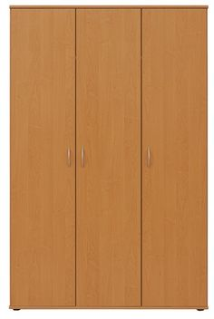 Atriss - Three Door Wardrobe Impact Furniture Shop UK - Simply three door wardrobe.