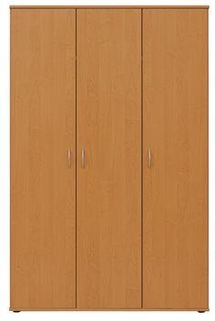 Atriss - Three Door Wardrobe Impact Furniture Shop UK - Simply three door wardrobe.
