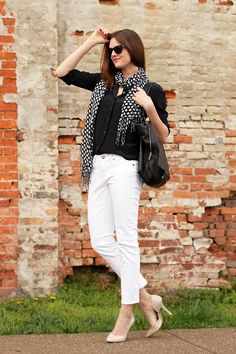 What I Wore: Quick Combo, Jessica Quirk, whatiwore.tumblr.com, Black and White