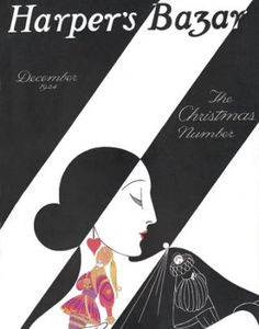 39 photos of iconic Harper's BAZAAR covers through the years: 1924.