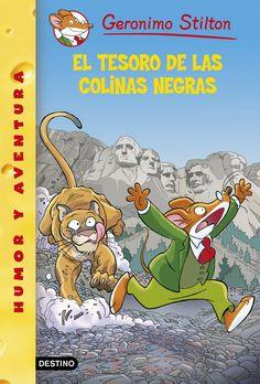 El tesoro de las Colinas Negras, de Geronimo Stilton -  - Editorial Destino - Signatura I STI tes - Código de barras: 3336373