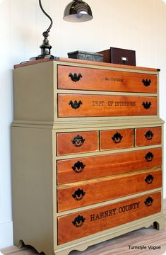 Dresser ReDo--totally love this