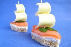 Brot Schiffchen