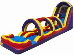 Buy cheap and high-quality Slip N Dip 18' Giant. On this product details page, you can find best and discount Inflatable Slides for sale in 365inflatable.com.au