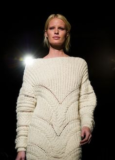 tfknitwear:  AW 2012 House of Dagmar