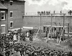 Executions of Lincolns assasins