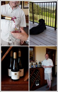 Youngberg Hill Inn 'wine tasting' in Oregon Wine Country