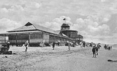 Muizenberg Pavilion and Beach early 1900 Cape Town South Africa, Old Photos, Vintage Photos, Historical Photos, Wonders Of The World, Old Things, Nordic Walking, History, City
