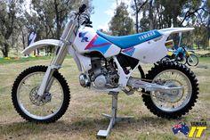 1993 Yamaha WR500..