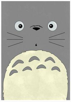 Cool Art: Totoro