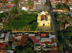 Iglesia Santa Ana, Chinandega - Nicaragua