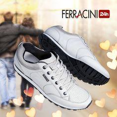 c6551231dc Para manter seu amor cheio de estilo neste Dia dos Namorados!  ferracini24h   semprepresente  shoes  trend