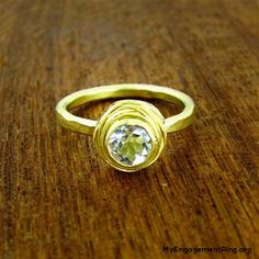 antique classic small diamond engagement ring - My Engagement Ring