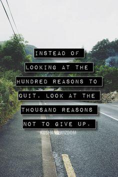 A little inspiration when business gets tough.