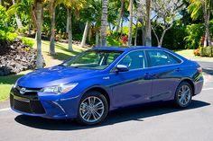 2015 Toyota Camry Hybrid Quick Spin - Autoblog